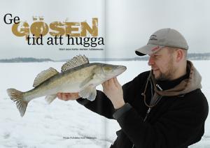 Magasin Mitt Fiske fiskeguidning Fiskeguide