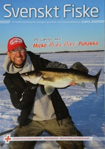 Omslagspojken Mikael Puhakka