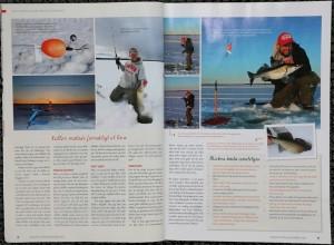 Sidan 1 och sidan 2 i artikeln med mig...